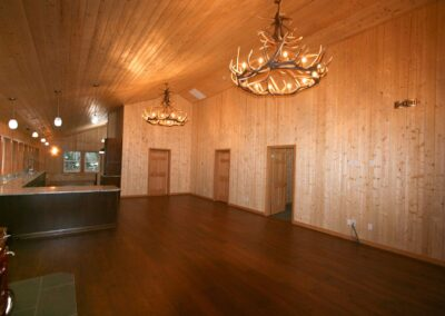 Cowlitz River Cabin