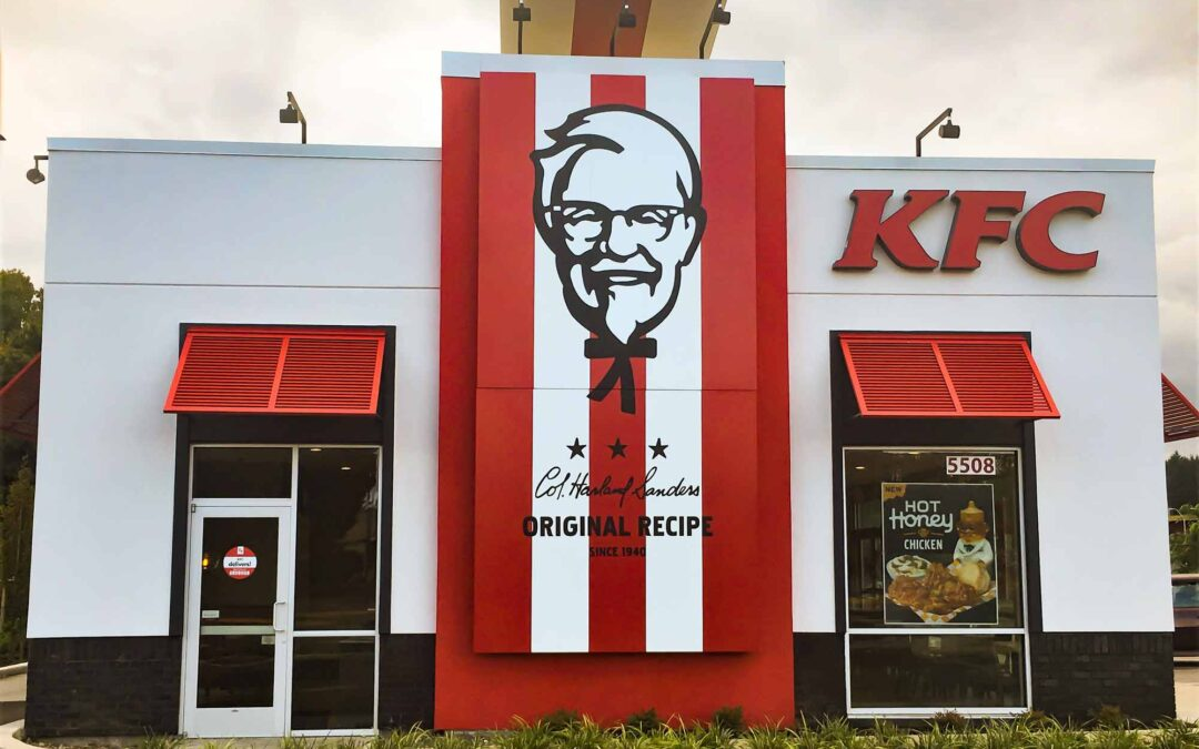 KFC in Vancouver