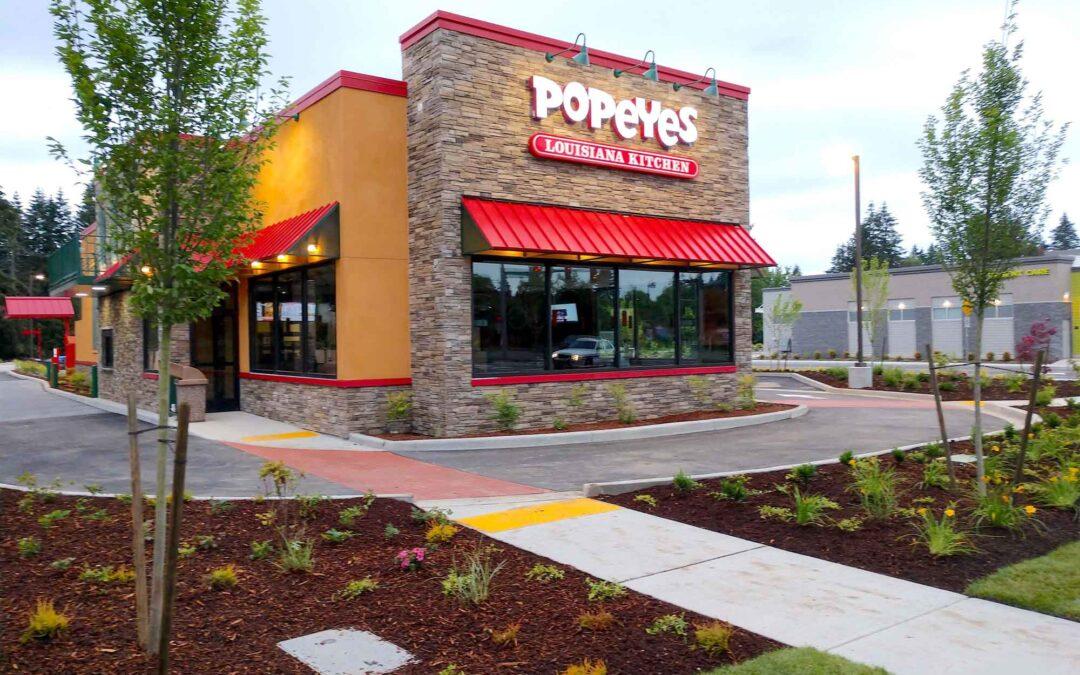 Popeyes in Marysville