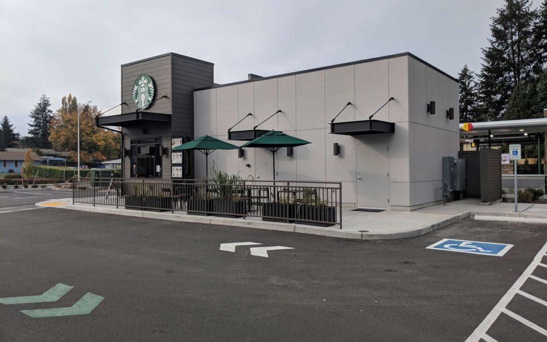 Starbucks in Kent