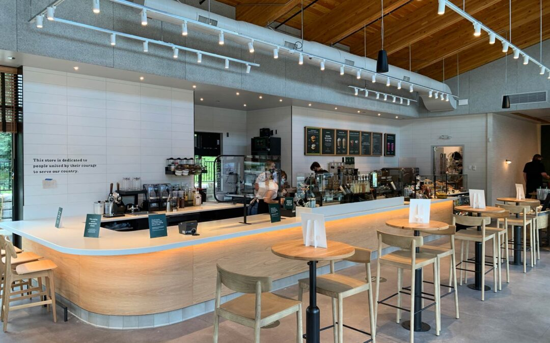 Starbucks in DuPont